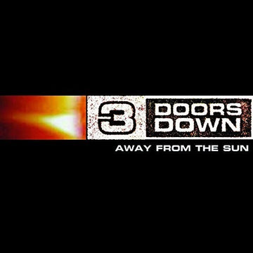 3 DOORS DOWN - AWAY FROM THE SUN - Vinyl New