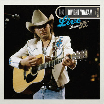 YOAKAM, DWIGHT - LIVE FROM AUSTIN TX (Vinyl LP)