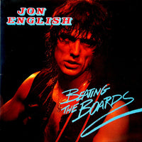 JON ENGLISH - BEATING THE BOARDS - Vinyl Pre-Loved
