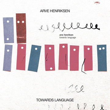 ARVE HENRIKSEN - TOWARDS LANGUAGE - Vinyl New