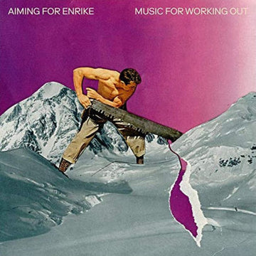 AIMING FOR ENRIKE - MUSIC FOR WORKING OUT (Vinyl LP)
