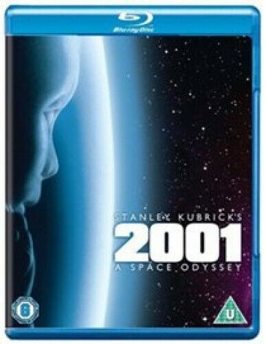 KEIR DULLEA - 2001 - a Space Odyssey - Video Used BluRay