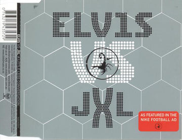 ELVIS VS JXL PRESLEY - LITTLE LESS CONVERSATION