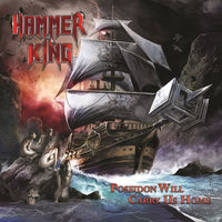 HAMMER KING - POSEIDON WILL CARRY US HOME - CD New
