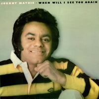 MATHIS, JOHNNY - WHEN WILL I SEE YOU (Pre Loved Vinyl LP)