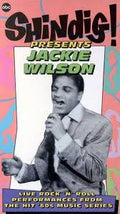 JACKIE WILSON - SHINDIG PRESENTS JACKIE WILSON - Video Cassette