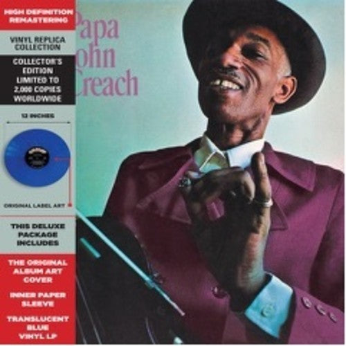 PAPA JOHN CREACH (Vinyl LP) - Vinyl New