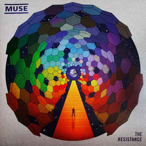 MUSE - RESISTANCE - Vinyl New