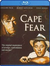 GREGORY PECK - CAPE FEAR - 1962 ORIGINAL [BLU-RAY] - Video Used BluRay