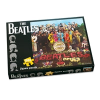 BEATLES, THE - SGT PEPPER (1000 PIECE JIGSAW PUZZLE)