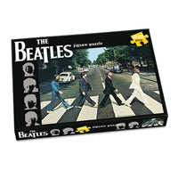 BEATLES, THE - ABBEY ROAD (1000 PIECE JIGSAW PUZZLE)
