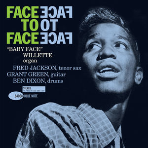 BABY FACE WILLETTE - BABY FACE - Vinyl New
