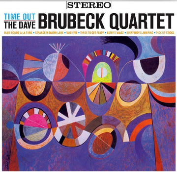 BRUBECK, DAVE - TIME OUT (Vinyl LP)