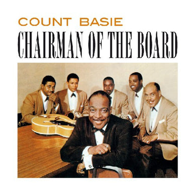 BASIE, COUNT - CHAIRMAN OF THE BOARD (Vinyl LP)