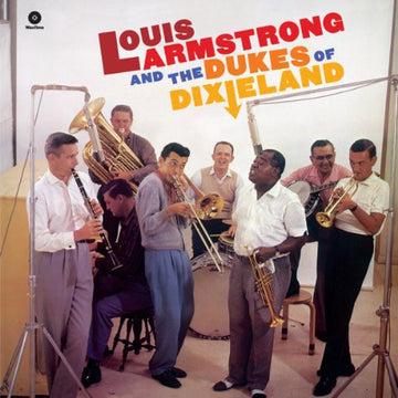 ARMSTRONG, LOUIS - AND THE DUKES OF DIXIELAND (Vinyl LP)