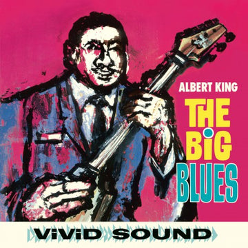 ALBERT KING - BIG BLUES - CD New