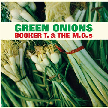 BOOKER T & THE MG'S - GREEN ONIONS (Vinyl LP)