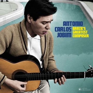 ANTONIO CARLOS JOBIM - BRAZIL'S GREATEST COMPOSER - Vinyl New