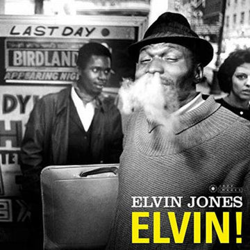 JONES, ELVIN - ELVIN (Vinyl LP)