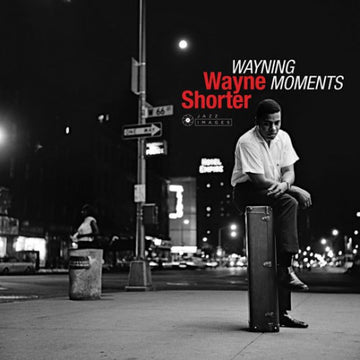 SHORTER, WAYNE - WAYNING MOMENTS (Vinyl LP)