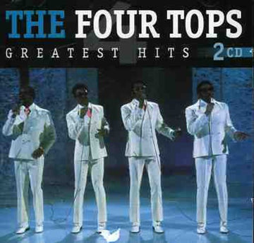 FOUR TOPS - GREATEST HITS (CD)