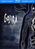 GOJIRA - FLESH ALIVE - Video BluRay