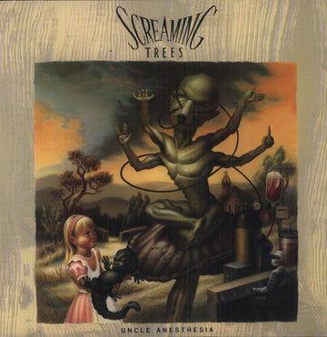 SCREAMING TREES - UNCLE ANESTHESIA - Vinyl New
