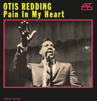 REDDING, OTIS - PAIN IN MY HEART (CD) - CD New