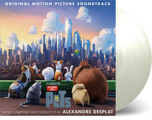 ALEXANDRE DESPLAT - THE SECRET LIFE OF PETS - SOUNDTRACK - Vinyl New
