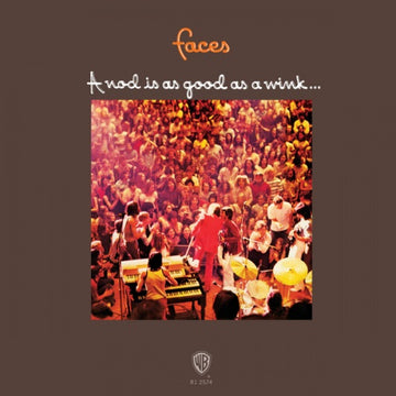 FACES - NOD IS AS GOOD AS A WINK (Vinyl LP)