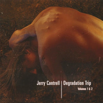JERRY CANTRELL - DEGRADATION TRIP VOLUMES 1 & 2 - Vinyl New