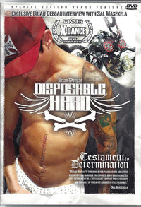 SPORT - MOTORSPORT - BRIAN DEEGAN - DISPOSABLE HERO - Video Used DVD
