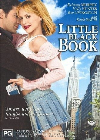 BRITTANY MURPHY - LITTLE BLACK BOOK - Video Used DVD