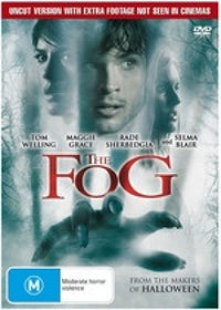 WELLING, TOM - FOG [EX RENTAL] (Used DVD Ex Rental)