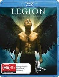 PAUL BETTANY - LEGION - Video Used BluRay