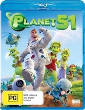 DWAYNE JOHNSON - PLANET 51