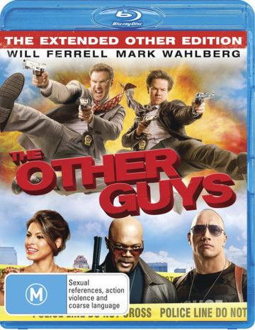 FERRELL, WILL - OTHER GUYS, THE (Used BluRay)