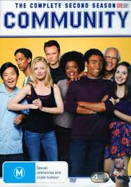 JOEL MCHALE - COMMUNITY - COMPLETE SEASON 2 - Video Used DVD