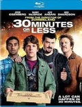 JESSE EISENBERG - 30 MINUTES OR LESS - Video Used BluRay