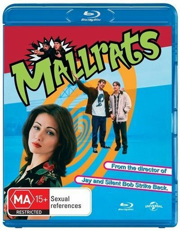 SHANNEN DOHERTY - MALLRATS - Video Used BluRay