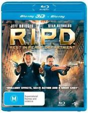 JEFF BRIDGES - RIPD  [BLU RAY EX RENTAL] - Video X Rental DVD