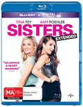 POEHLER, AMY - SISTERS (Used BluRay)