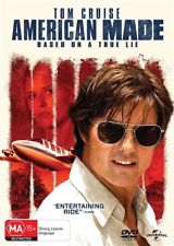 CRUISE, TOM - AMERICAN MADE (Used DVD)