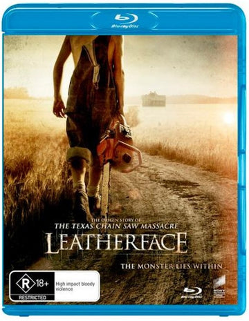 STEPHEN DORFF - LEATHERFACE - Video Used BluRay