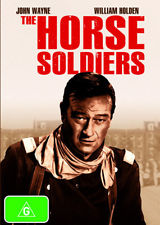JOHN WAYNE - HORSE SOLDIERS, THE
