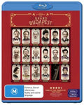RALPH FIENNES - GRAND BUDAPEST HOTEL, THE - Video Used BluRay