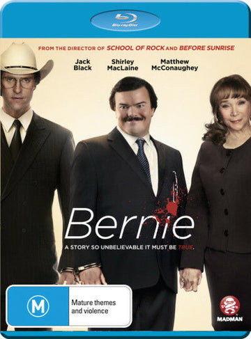 JACK BLACK - BERNIE - Video Used BluRay