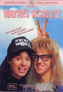 MIKE MYERS - WAYNE'S WORLD 2 - Video Used DVD