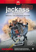 MOVIE DVD - Jackass - The Movie ( Region 4) [EX RENT - Video X Rental DVD