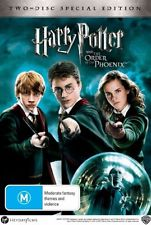 MOVIE DVD - HARRY POTTER & THE ORDER OF THE PHOENIX